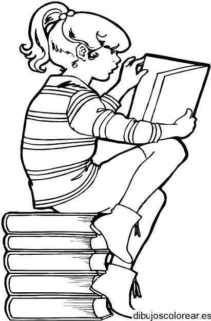 Kitap Merkezi İçin Görseller ve Boyama Sayfaları -3-