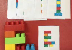 Legolarla Şekle Bakarak Aynısını Yapma (Kalıplı)