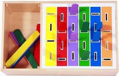 Plastik ve Karton Kutularla Yapılan Eğitici Oyuncaklar
