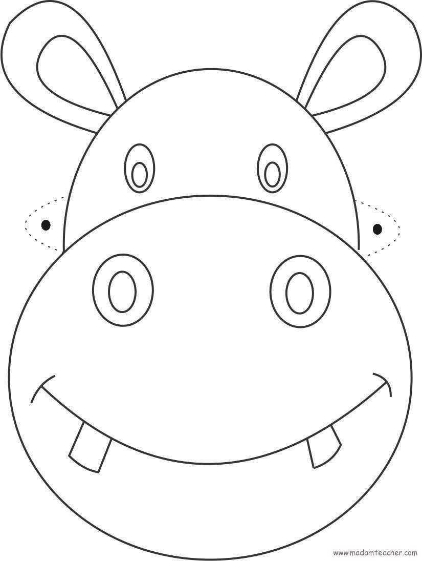 çocuklar Için Maskeler 17 Okul öncesi Etkinlik Faliyetleri