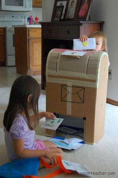 Postaci Faaliyetleri 15 Okul Oncesi Etkinlik Faliyetleri