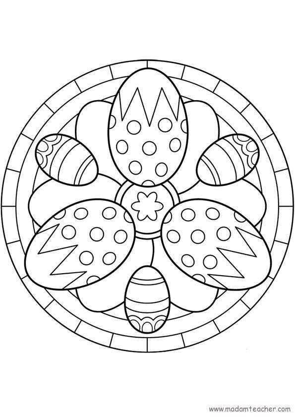 Mandala 27 Okul Oncesi Etkinlik Faliyetleri Madamteacher Com