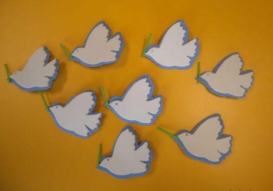 Değerler Eğitimi Barış Kavramı Güvercin Etkinlikleri
