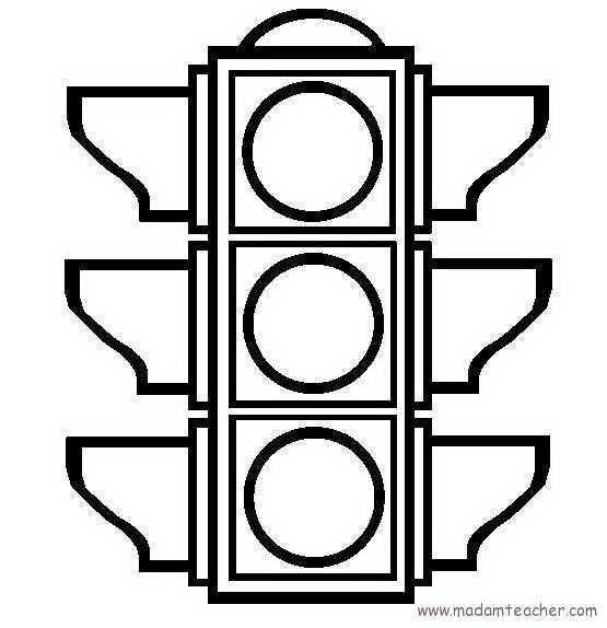 Trafik Lambaları 9 Okul öncesi Etkinlik Faliyetleri