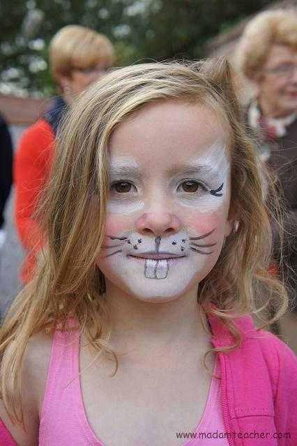 Yüz Boyamaları 19 Okul öncesi Etkinlik Faliyetleri