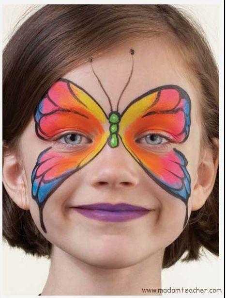 Yüz Boyamaları 23 Okul öncesi Etkinlik Faliyetleri