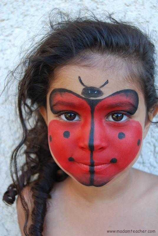 Yüz Boyamaları 26 Okul öncesi Etkinlik Faliyetleri