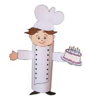 Aşçı Sanat Etkinlikleri 5 Okul öncesi Etkinlik Faliyetleri