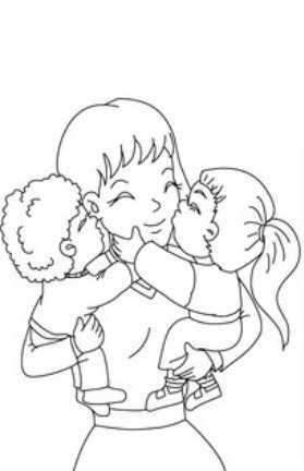 Anneler Gunu Boyamasi 34 Okul öncesi Etkinlik Faliyetleri