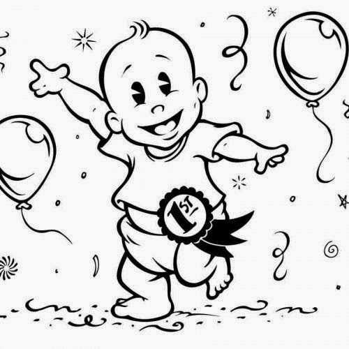Bebek Boyama Sayfasi 11 Okul öncesi Etkinlik Faliyetleri