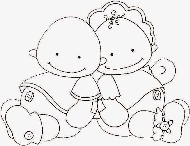 Bebek Boyama Sayfasi 14 Okul öncesi Etkinlik Faliyetleri