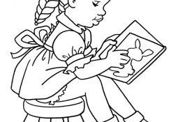 Kitap Merkezi İçin Boyamalar
