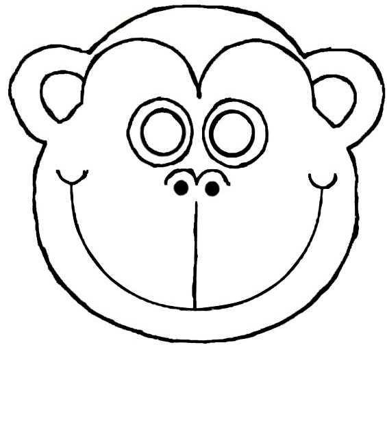 çocuklar Için Maske Kalıpları Okul öncesi Etkinlik Faliyetleri