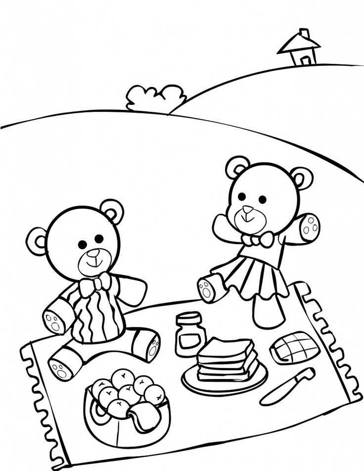 Piknik Sanat Etkinlikleri 8 Okul öncesi Etkinlik Faliyetleri