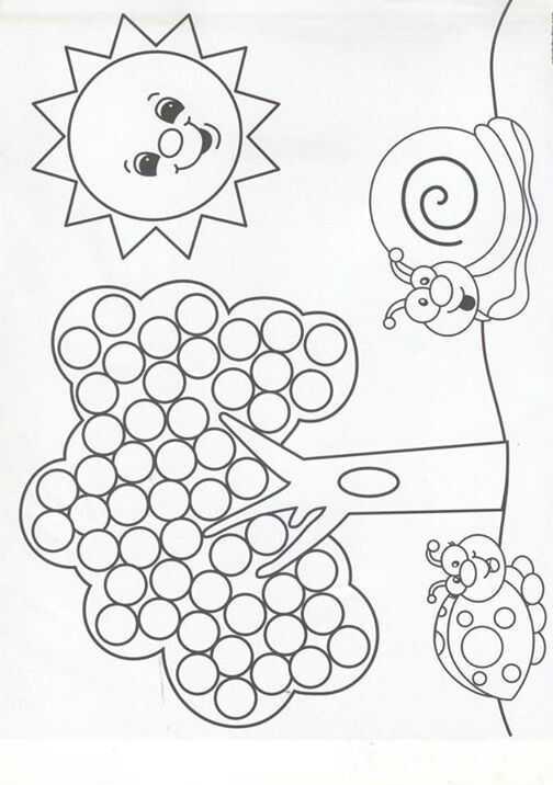 Pon Ponlarla Etkinlik 3 Okul öncesi Etkinlik Faliyetleri