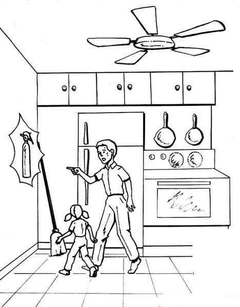 Ev Kazaları 7 Okul öncesi Etkinlik Faliyetleri Madamteachercom