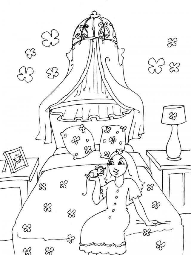Odalar Boyama Sayfasi 9 Okul öncesi Etkinlik Faliyetleri