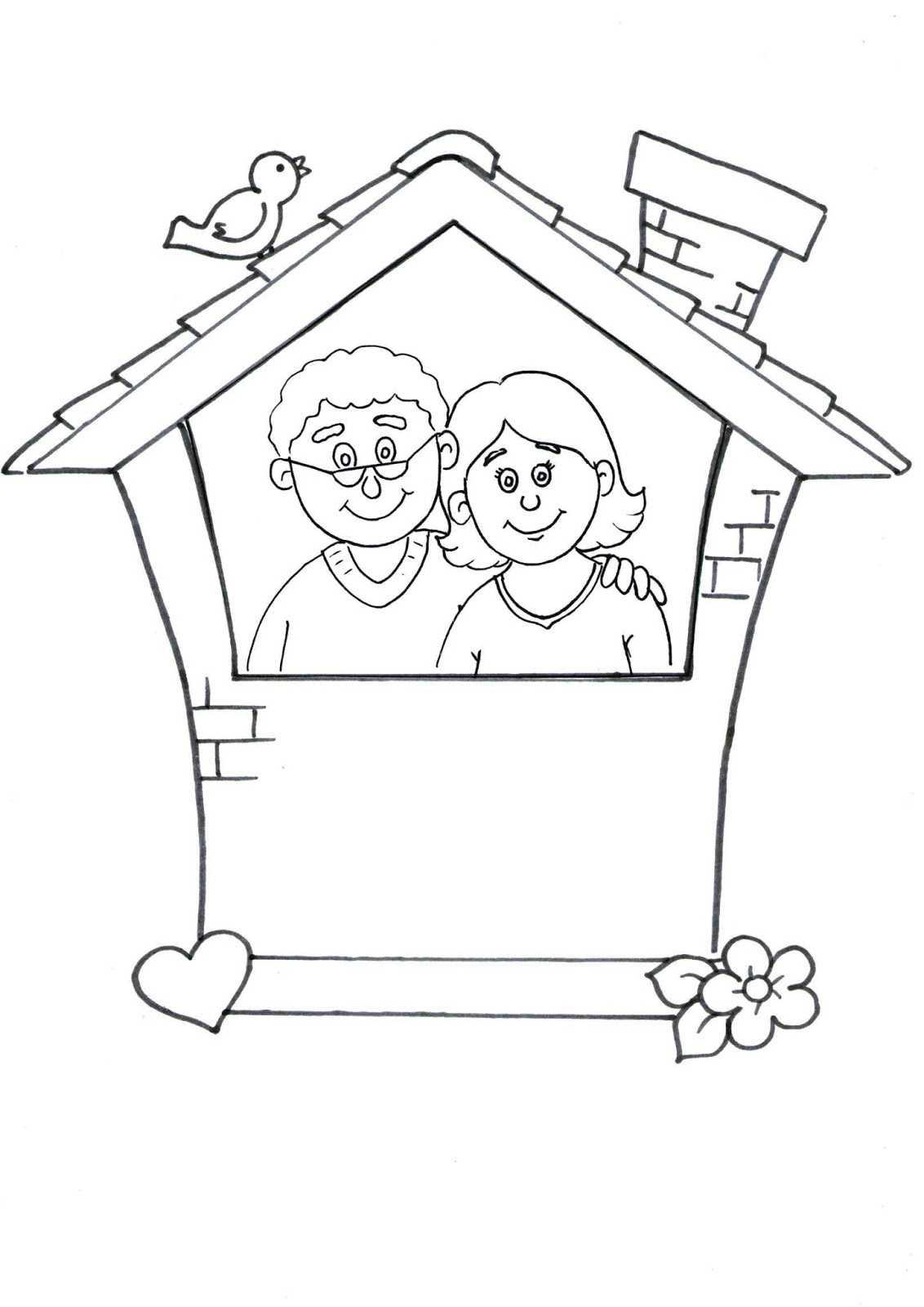 Anne Baba Sevgisi Çerçeve Etkinliği