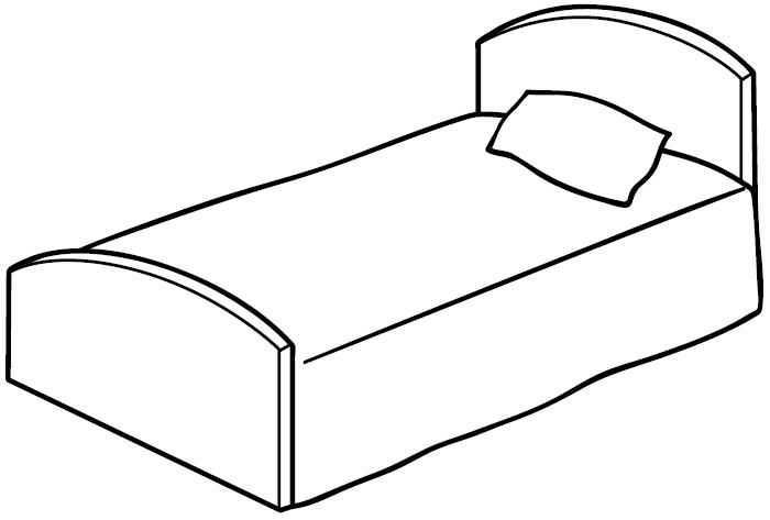 Okul öncesi Yatak Boyama Sayfası Okul öncesi Etkinlik Faliyetleri