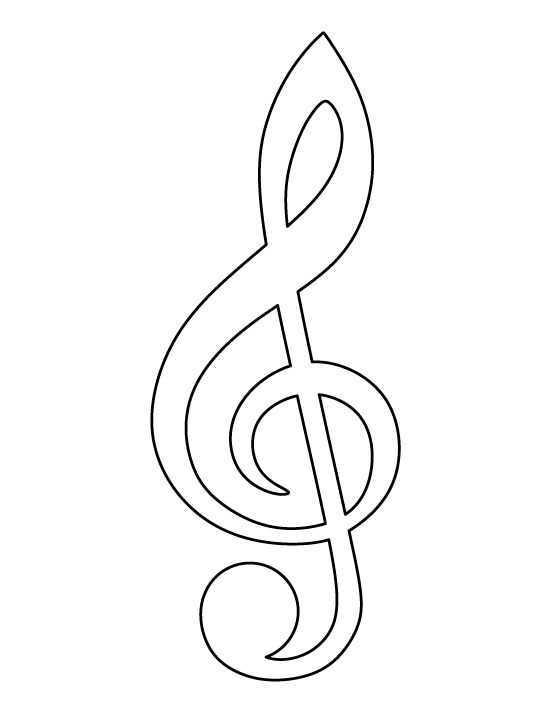 Muzik Notalari Boyama Sayfasi 3 Okul öncesi Etkinlik Faliyetleri