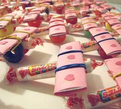 Şekerli Karne Hediyeleri