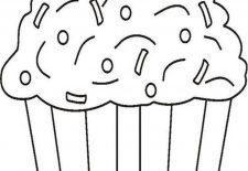 Ana Sınıfı Cupkek Boyama Sayfası Okul öncesi Etkinlik Faliyetleri