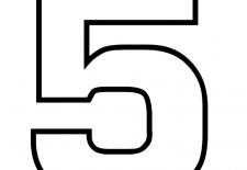 9 Sayısı Boyama Sayfası Okul öncesi Etkinlik Faliyetleri