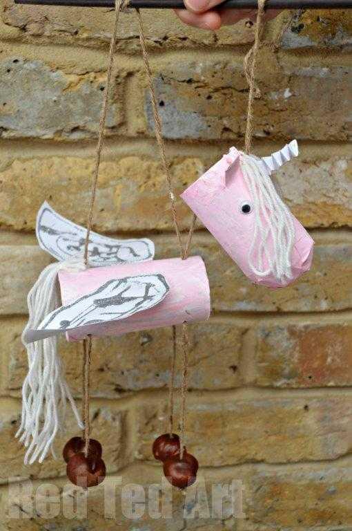 Unicorn Kukla Çeşitleri