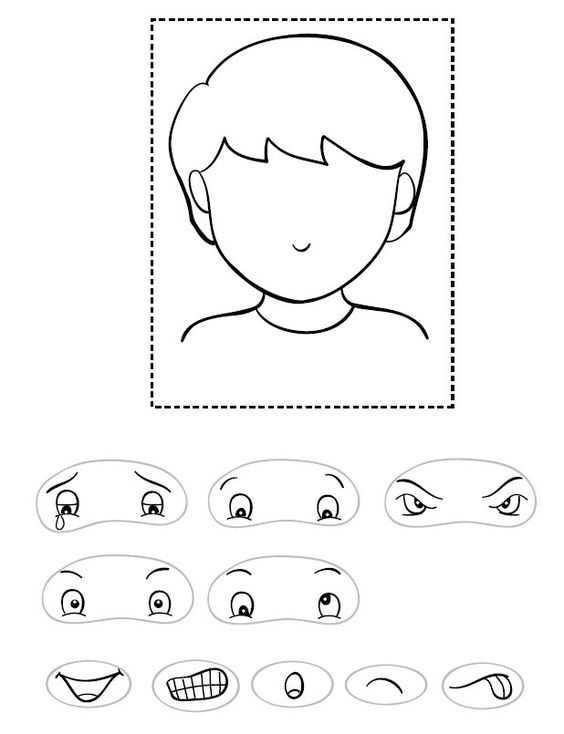 Duygular Eğitici Oyuncak Yapımı (Kalıplı)