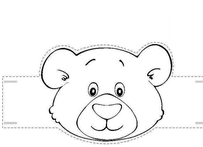 Boyama Sayfalı Hayvan Başlıkları (Hayvanları Koruma Günü)