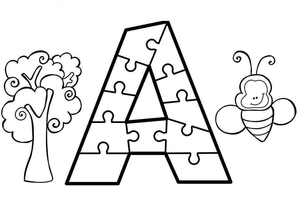 Okul Oncesi Ses Ogretimi Icin Puzzle Okul Oncesi Etkinlik