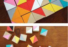 Okul Öncesi Tahta Blok Oyuncak Örnekleri