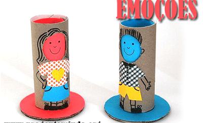 Okul Öncesi Duygular Sanat Etkinlikleri