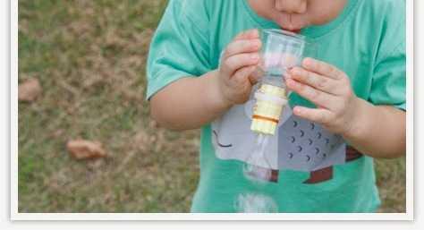 Plastik Şişeden Köpük Oyuncağı Yapımı