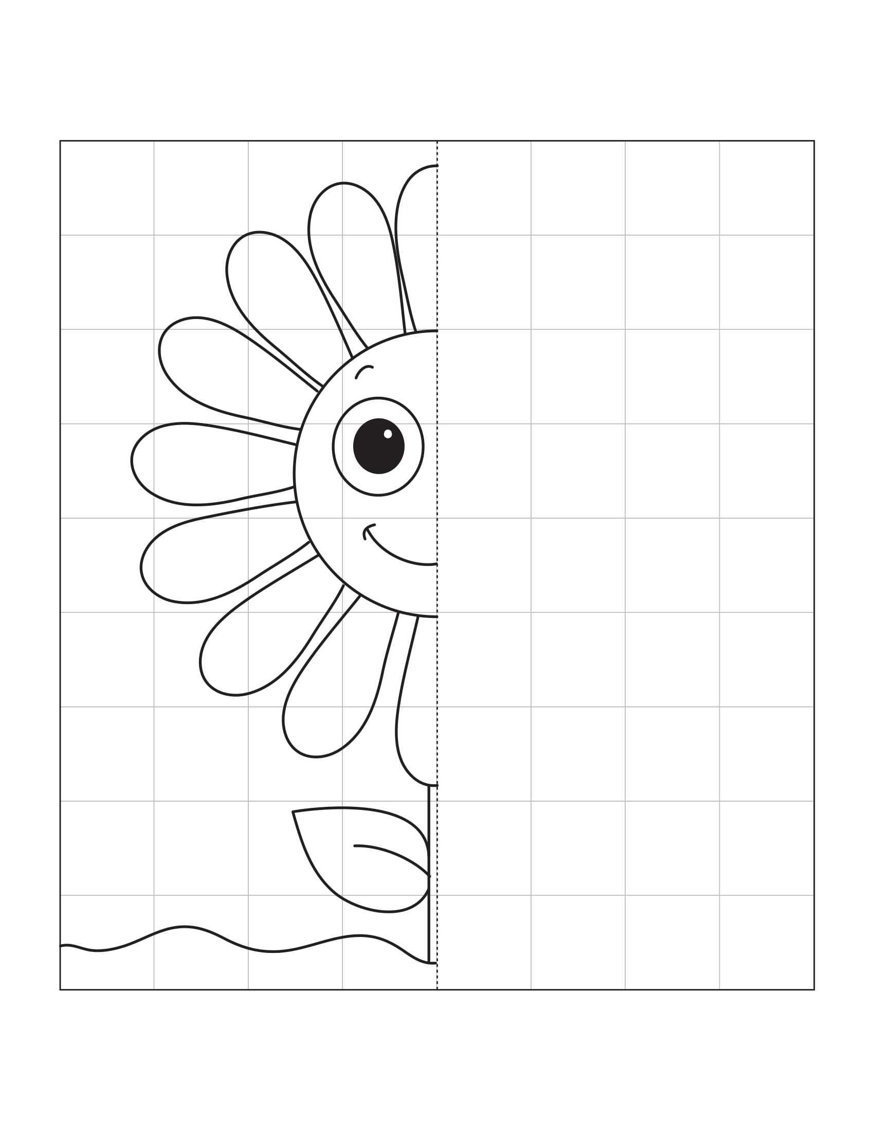 Cicek Simetri Etkinlikleri 2 Okul Oncesi Etkinlik Faliyetleri